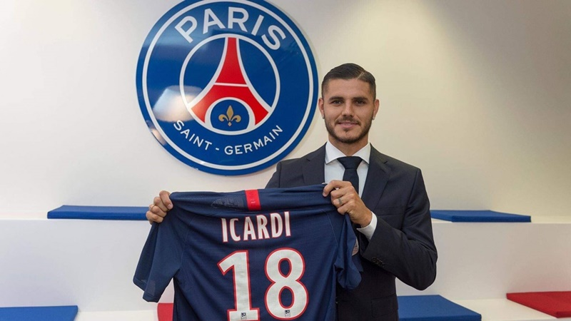 """Al-Khelaifi: """"We're Happy To Have Signed Mauro Icardi From Inter"""" - Bóng Đá"""