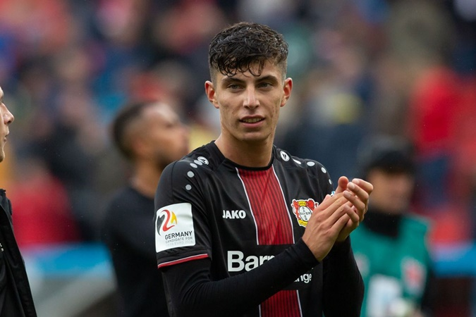 Liverpool and Man City Linked Kai Havertz Narrows Down Preferred Next Club   - Bóng Đá