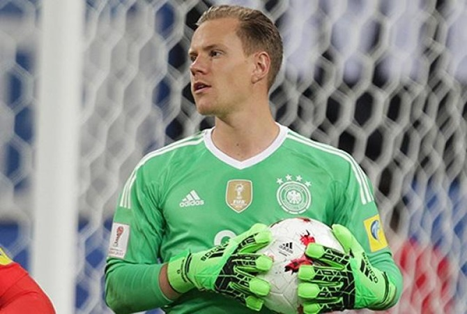 Ter Stegen admits frustration with bench role - Bóng Đá
