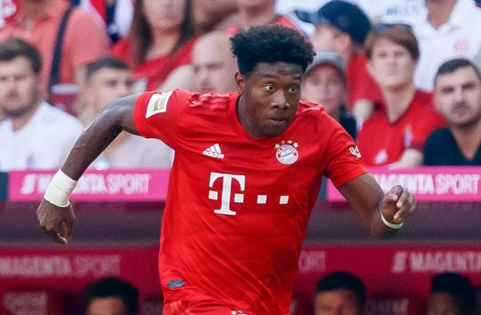 """Bayern Munich's David Alaba out """"several weeks"""" with a torn thigh muscle - Bóng Đá"""