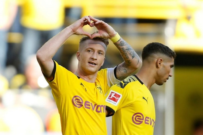 Reus reaches 200 scorer points in his 100th win - Bóng Đá