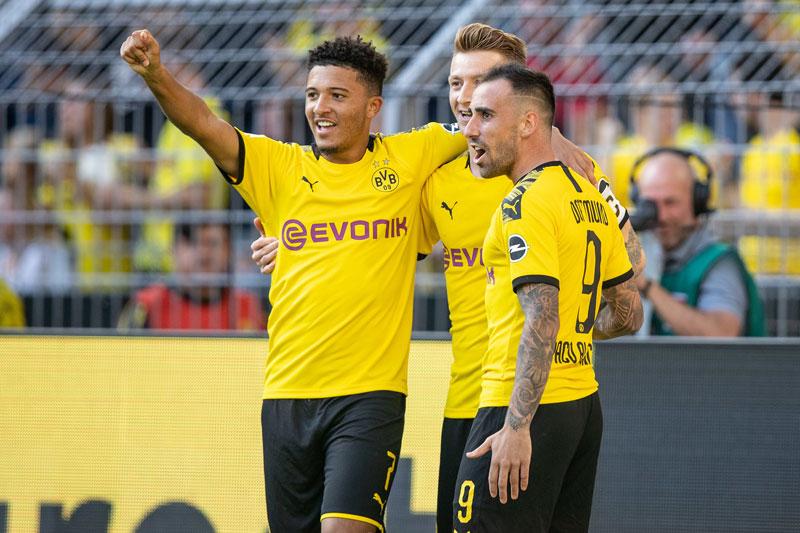 Đội hình tiêu biểu vòng 4 Bundesliga: Vinh danh Dortmund, ấn tượng Schalke - Bóng Đá