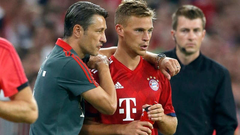 Bayern Munich manager Niko Kovac pleased with Joshua Kimmich - Bóng Đá