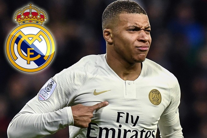 Real Madrid Plan Big for Mbappe Swoop - Bóng Đá