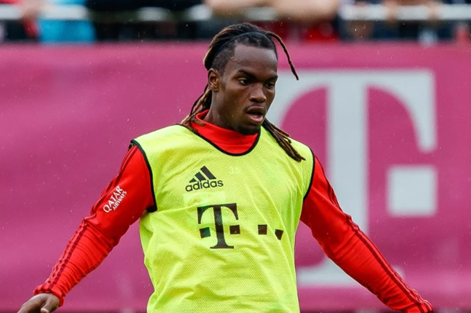 Renato Sanches opens up on time at Bayern Munich - Bóng Đá