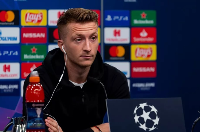 Marco Reus would be happy to face Lionel Messi in Champions League clash - Bóng Đá