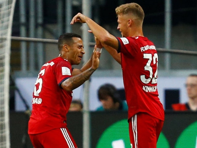 Joshua Kimmich only wants to play in midfield for Bayern Munich - Bóng Đá