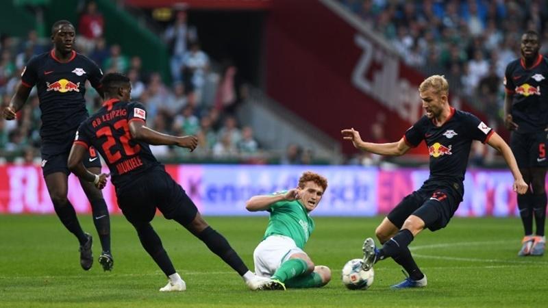 Leipzig tái chiếm ngôi đầu sau chiến thắng đậm trước Bremen - Bóng Đá