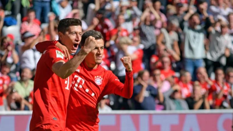 Đội hình tiêu biểu vòng 5 Bundesliga: Lời khẳng định của
