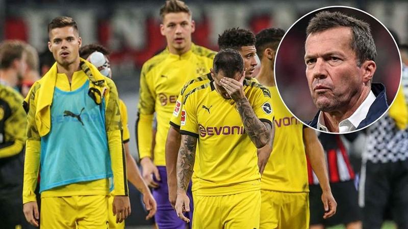 """""""Muốn vô địch Bundesliga, Dortmund cần chơi khác đi"""" - Bóng Đá"""