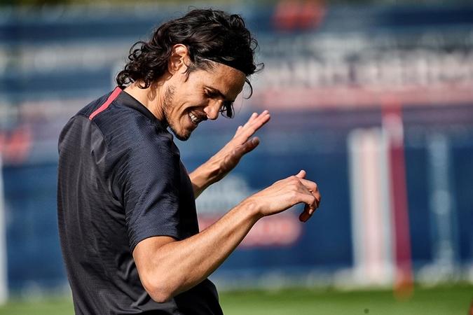 Chùm ảnh khiến PSG sướng run người, 2 họng pháo trở lại - Bóng Đá