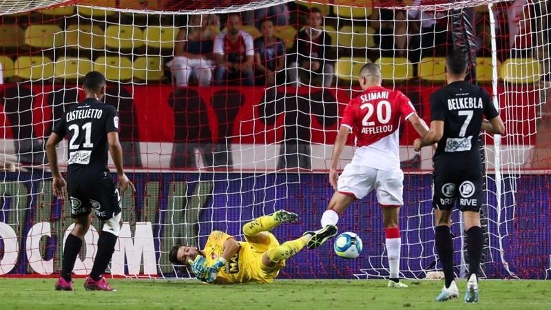 Đội hình tiêu biểu vòng 8 Ligue 1: Monaco trở lại - Bóng Đá