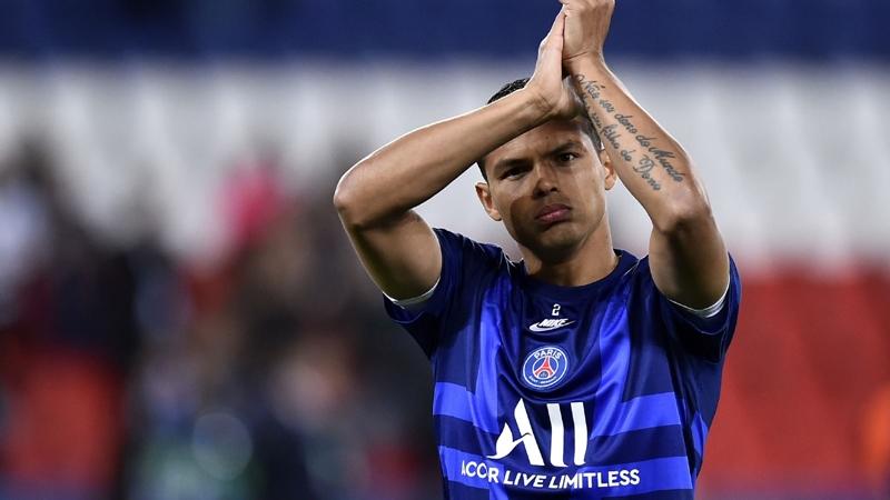 Thiago Silva: 'We're impatient' - Bóng Đá