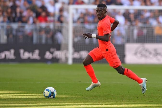 Gueye đang thi đấu xuất sắc tại PSG