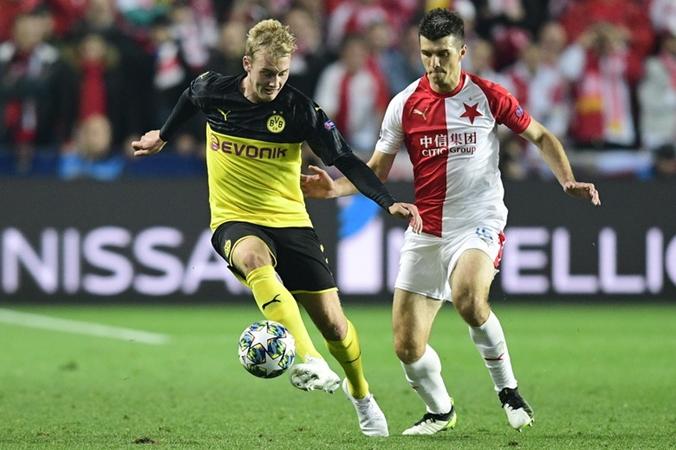 Rực sáng ở Champions League, tân binh muốn lĩnh xướng luôn hàng công của Dortmund - Bóng Đá