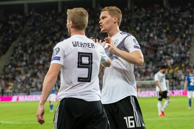 CHÍNH THỨC: Đội tuyển Đức chốt danh sách triệu tập tháng 10 - Bóng Đá