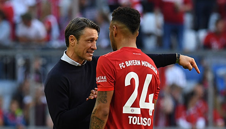 Kovac annoyed at Tolisso, simple mistakes after Bayern Munich loses to Hoffenheim  - Bóng Đá