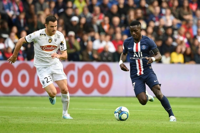 Idrissa Gueye (Paris Saint-Germain midfielder)