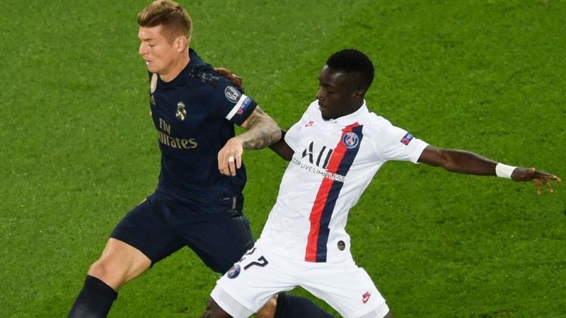 'I'm happy to be part of this team' - Gueye praises impressive PSG form - Bóng Đá