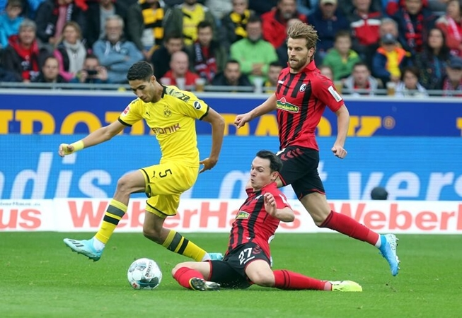 Thấy gì từ việc Borussia Dortmund sa sút? - Bóng Đá