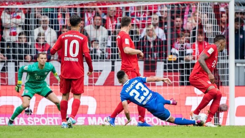 Đội hình tiêu biểu vòng 7 Bundesliga - Bóng Đá