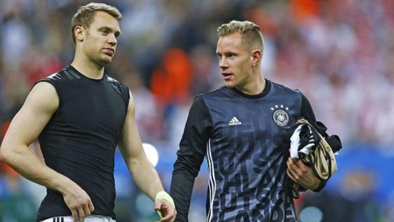 Ter Stegen addresses 'fallout' with Manuel Neuer over Germany No. 1 debate - Bóng Đá