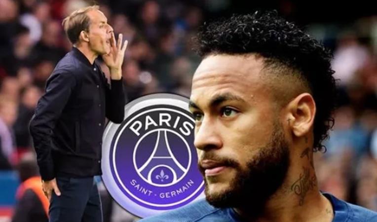 Thomas Tuchel issues Neymar a challenge amid fans unrest - Bóng Đá
