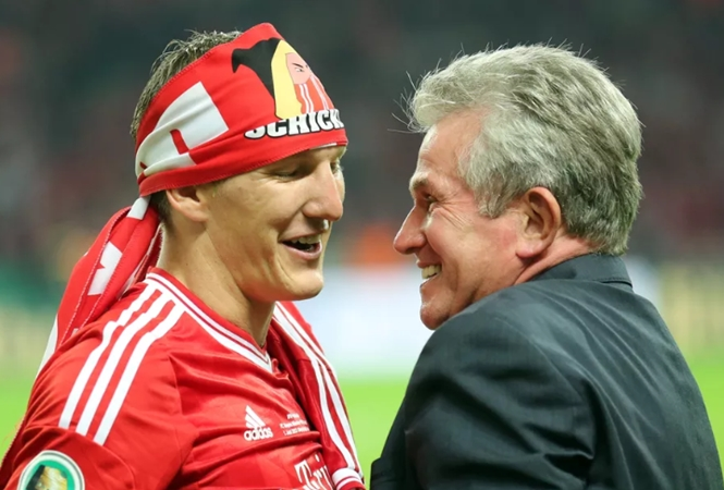 Jupp Heynckes says Bastian Schweinsteiger was a role model for his teammates  - Bóng Đá