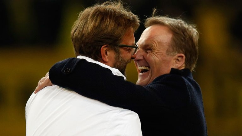 Hans-Joachim Watzke has revealed he tried to lure Liverpool manager Jurgen Klopp back  - Bóng Đá
