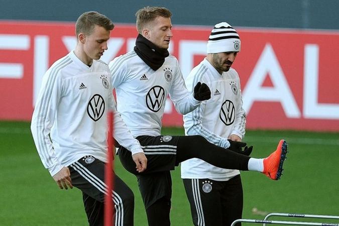 Hòa Argentina, thuyền trưởng tuyển Đức mạnh tay thay đổi nhân sự trước trận Estonia - Bóng Đá