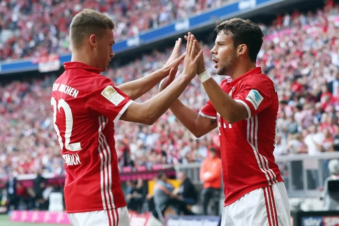 Juan Bernat says David Alaba, Joshua Kimmich were role models for him at Bayern Munich  - Bóng Đá