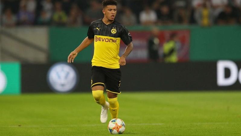 Jadon Sancho đã làm được gì để góp mặt trong danh sách rút gọn Golden Boy 2019? - Bóng Đá