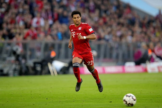 Bayern mượn Bremen để mua Gnabry với giá rẻ - Bóng Đá