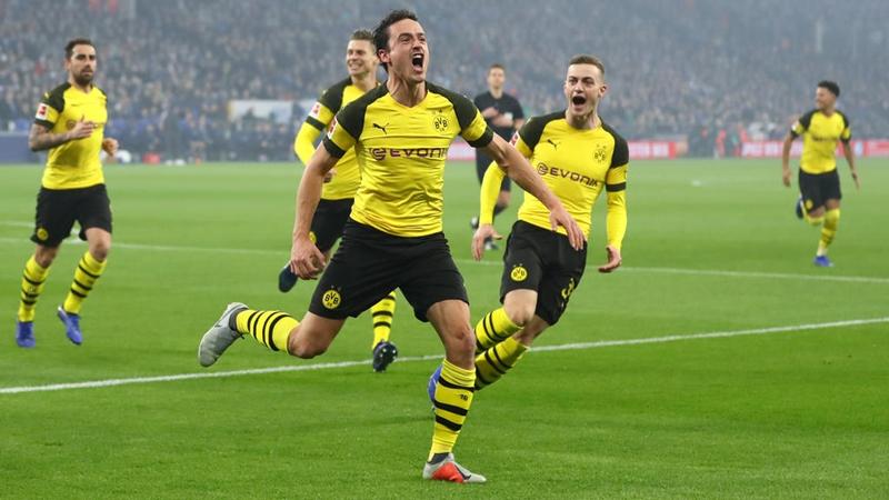 Mới qua 7 vòng, sao Dortmund đã sớm chốt 3 cái tên cạnh tranh ngôi vương Bundesliga - Bóng Đá