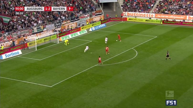 Chỉ 10 phút ngắn ngủi, 2 sao Bayern đã tự định đoạt tương lai cả mùa giải - Bóng Đá