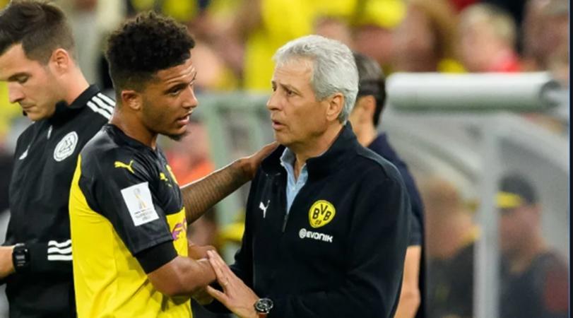Jadon Sancho: Borussia Dortmund winger left out after late return from England duty - Bóng Đá