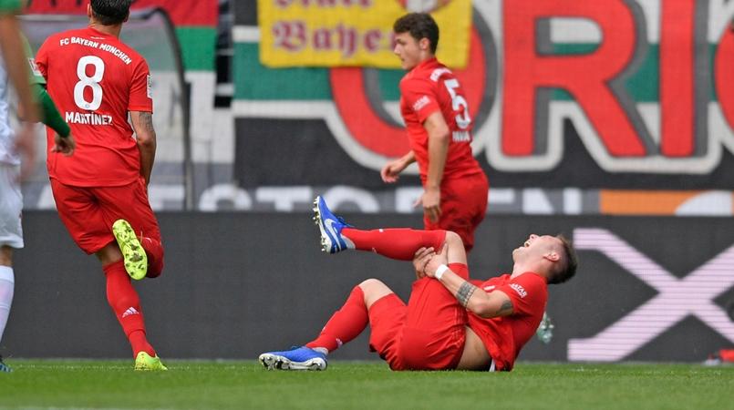 Sao Bayern đồng lòng cùng làm 1 điều bất ngờ với thảm họa của Sule - Bóng Đá