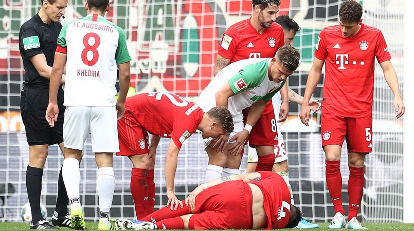 "LÖW: NIKLAS SÜLE INJURY ""A REAL BLOW"" - Bóng Đá"