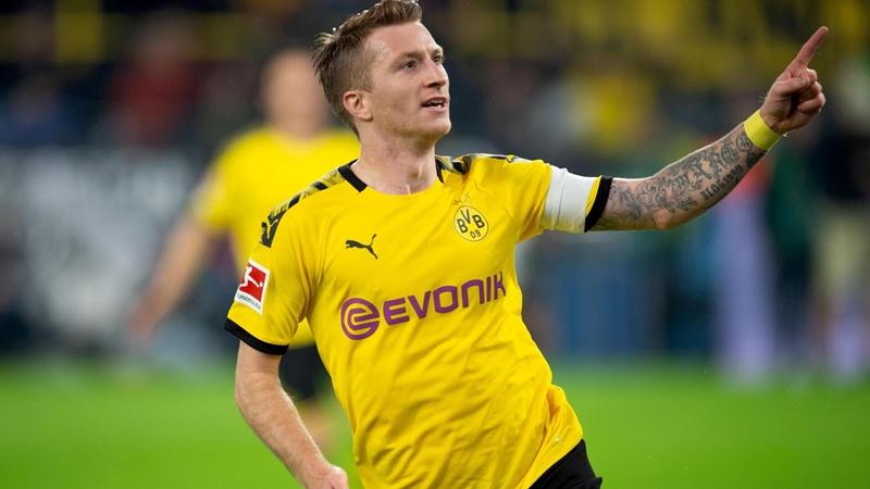 Marco Reus to miss Dortmund's clash with Inter - Bóng Đá