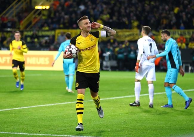 Thiếu Reus, Dortmund chẳng khác gì