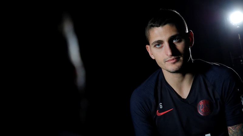 Verratti: 'An important moment in my career' - Bóng Đá