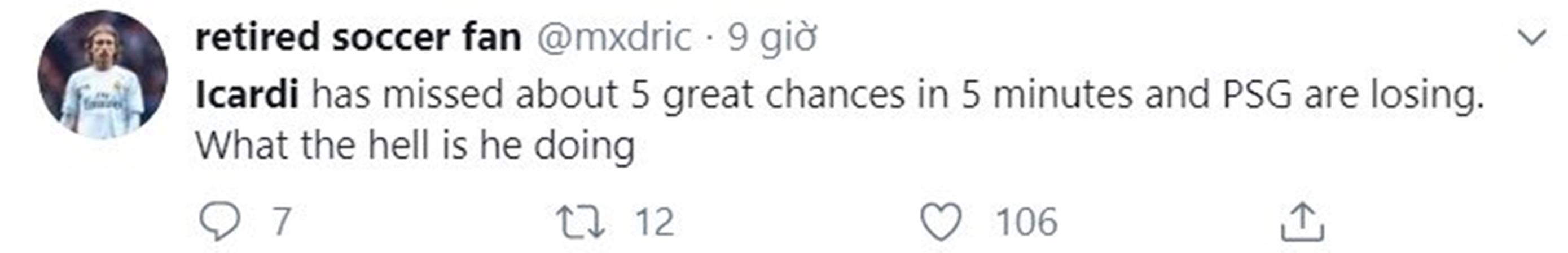 Thua đội cuối bảng, fan PSG điên tiết: