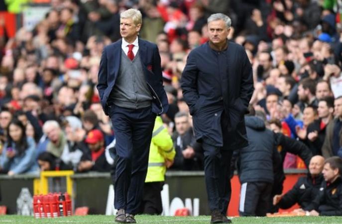 Pep gửi lời Mourinho, Wenger: