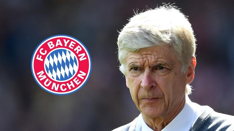 VÌ sao Wenger bỗng sáng cửa ngồi vào chiếc ghế nóng tại Bayern? - Bóng Đá