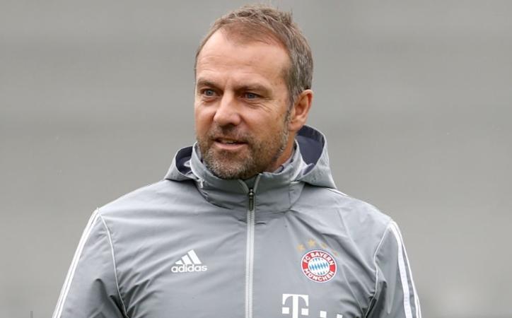 Dàn sao Bayern tươi tắn trong buổi tập đầu tiên sau