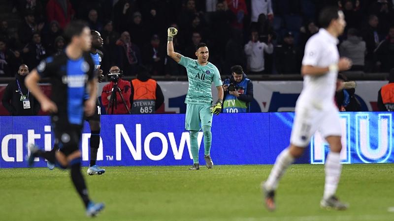 Rời Real, Navas cũng đã đem ADN Champions đến PSG - Bóng Đá