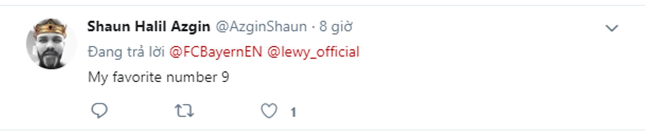 Lewandowski được NHM khen  - Bóng Đá