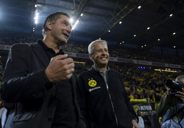 Đại kình định thách thức trước SKĐ, người Dortmund đăng đàn phản bác - Bóng Đá