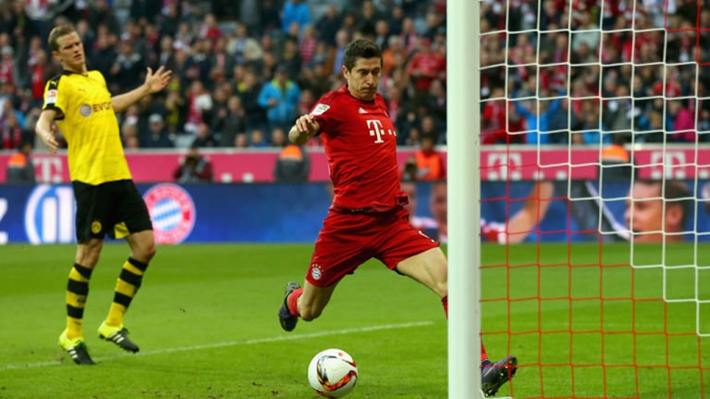 Đấu Bayern, Dortmund sẽ phải lo sợ bởi