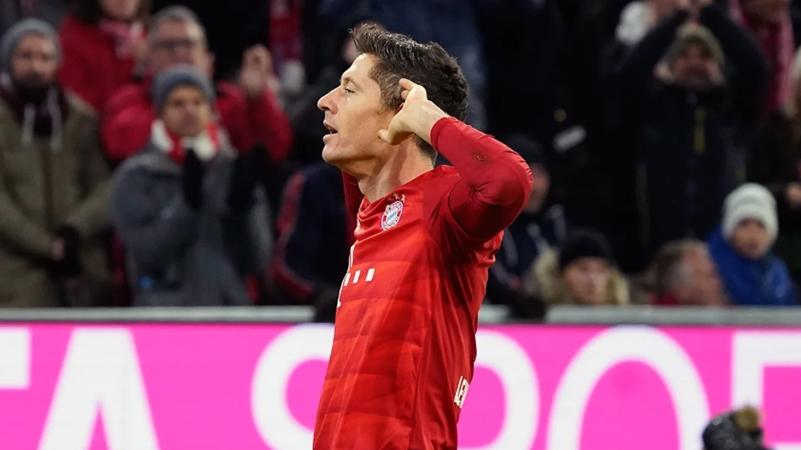 Bayern extends record after beating Dortmund - Bóng Đá
